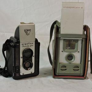 Vintage Cameras  Bundle of 2